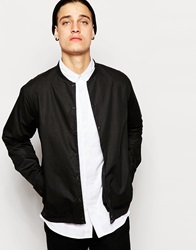 Standard Issue Exclusive Varsity Bomber Black