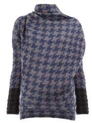 A.F.Vandevorst 'Tuesday' Jumper Blue