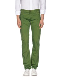 Meltin Pot Trousers Casual Trousers Men Green
