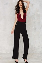 Nasty Gal Flown In Wide Leg Pants