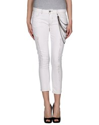 Hotel Particulier Denim Denim Trousers Women