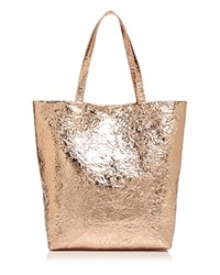 Deux Lux Static Tote Rose Gold