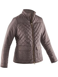 Abacus Holmen Quilted Jacket Brown