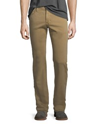 Ag Adriano Goldschmied Graduate Sud Tailored Jeans Sf Silica Sand