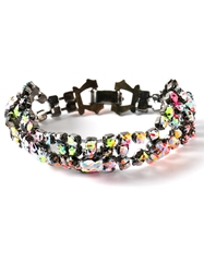 Tom Binns 'Midnight Riot' Bracelet Multicolour