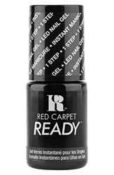 Red Carpet Manicure 'Red Carpet Ready' Led Nail Gel Polish Little Black Book