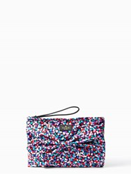 Kate Spade On Purpose Nylon Wristlet Dance Party Dot