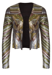 Bloom Blazer Disco Gold