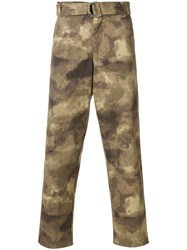 Blood Brother Motion Trousers Cotton Brown