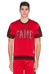 Hall Of Fame Shootout Jersey Red