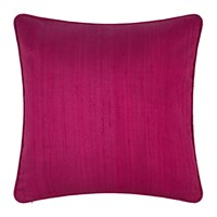 Amara Silk Cushion Magenta 45X45cm