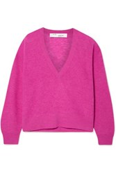 Iro Ball Knitted Sweater Pink