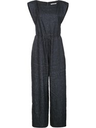 Maiyet Sleeveless Jumpsuit Blue