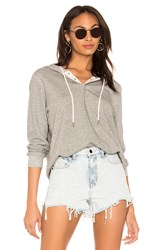 The Great Henley Hoodie Gray