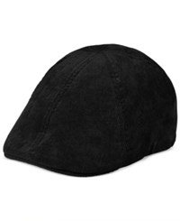 Levi's Men's Corduroy Cap Black
