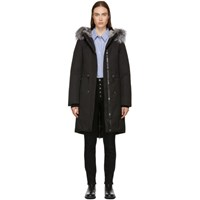 Mackage Black Enia X Down Coat