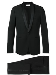 Saint Laurent Formal Suit Black