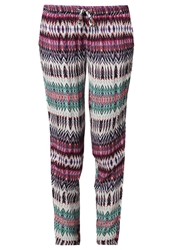 Buffalo Trousers Multicolour Multicoloured