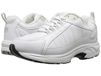 Drew Shoe Fusion White Leather Women's Shoes