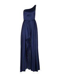 Leitmotiv Long Dresses Dark Blue