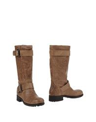 Julie Dee Boots Dark Brown