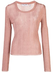 Opening Ceremony Knitted Long Sleeve Top 60