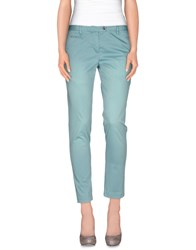 At.P. Co At.P.Co Trousers Casual Trousers Women Turquoise