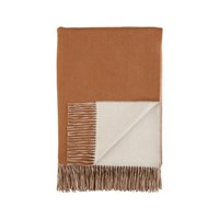 Johnstons Of Elgin Vicuna Reversible Cashmere Throw