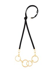 Marni Chain Link Necklace Metallic