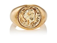 Maison Mayle Women's Signet Ring No Color