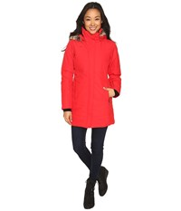 Obermeyer Tuscany Parka Crimson Women's Coat Red