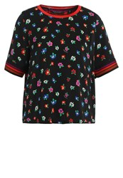 Scotch And Soda Blouse Rot Red