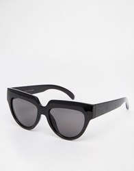 Cheap Monday Cat Eye Sunglasses Black