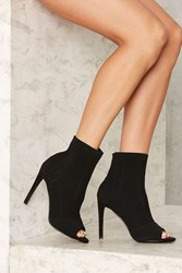 Kimber Knit Bootie Black