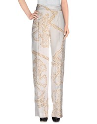 Agnona Trousers Casual Trousers Women Ivory