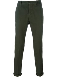 Dondup Super Skinny Trousers Green