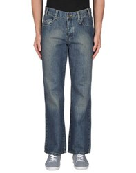 Analog Denim Denim Trousers Men