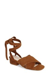 Matisse Women's Frenzy Sandal Saddle Suede