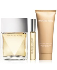 Michael Kors 3 Pc. Gift Set No Color
