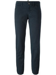 Armani Jeans Cropped Chinos