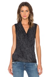 American Vintage Alexandrie Tank Charcoal