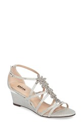Pink Paradox London Women's Hadley Embellished Strappy Wedge