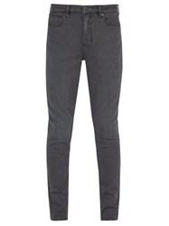 Neuw Rebel Skinny Fit Jeans Dark Grey