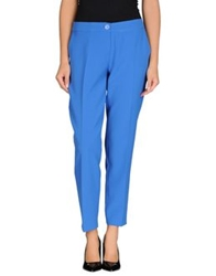Morgan Casual Pants Blue