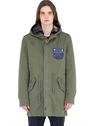 Bob Strollers Bob Cotton Gabardine Parka And Wool Jacket