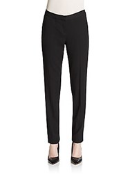 Hugo Boss Tosila Textured Trousers Black
