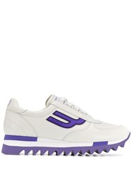 Bally Gavinia Lace Up Sneakers White