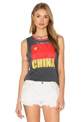 Chaser China Tank Charcoal