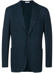 Boglioli Suit Jacket Blue