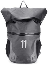 11 By Boris Bidjan Saberi Mountain Backpack Grey